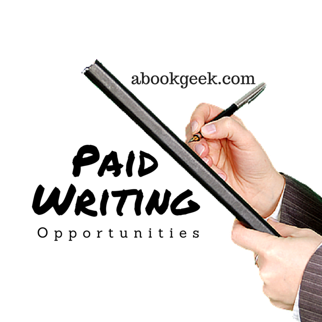 Paid Writing Opportunities